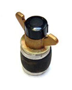 Monument 1.1/2in 38mm Aluminium Drain Plug - MON199Y