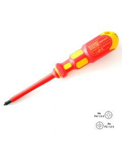 King Dick 1000v Insulated One for Six Screwdriver - MONINS14610